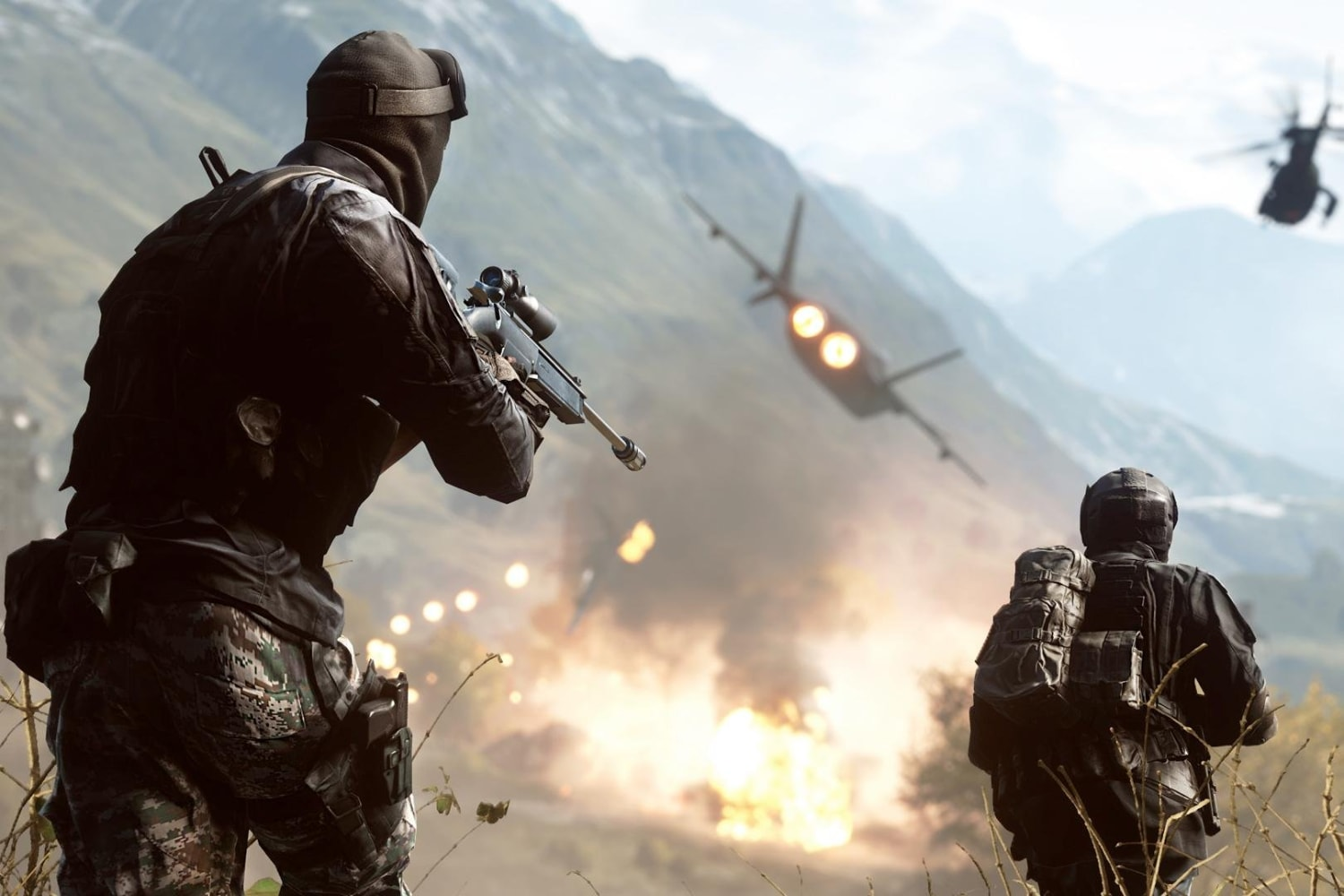 5 of the best Battlefield 4 matches