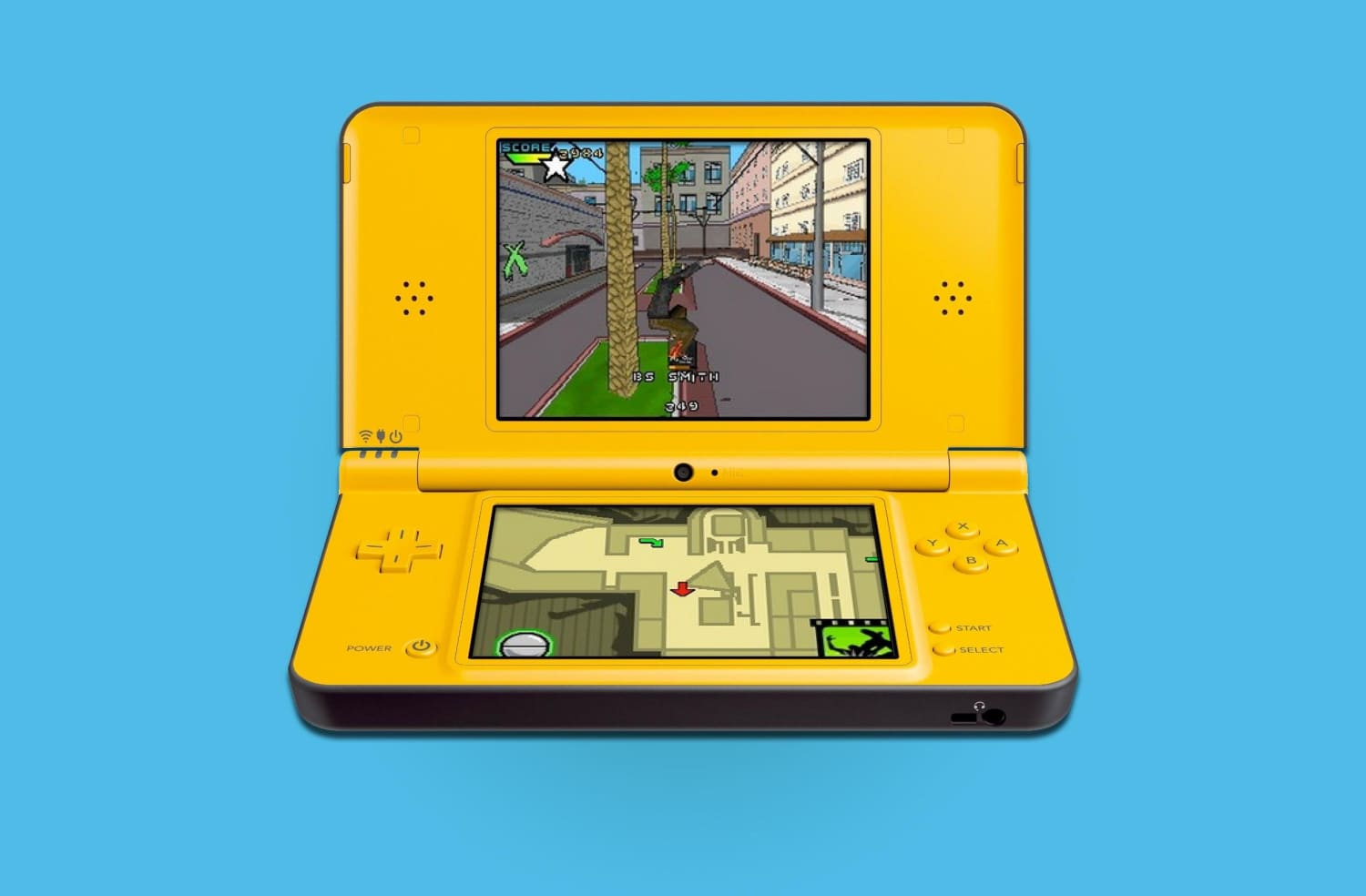 The greatest Nintendo DS games