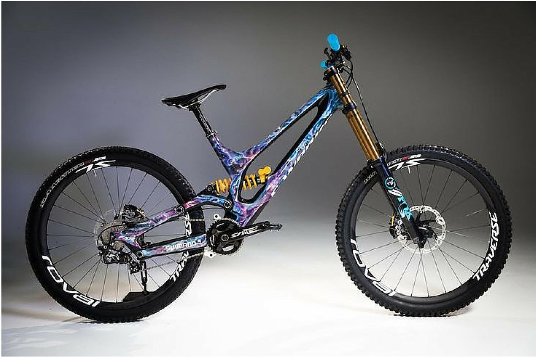 The 10 Best Mountain Bike Custom Paint Jobs Red Bull
