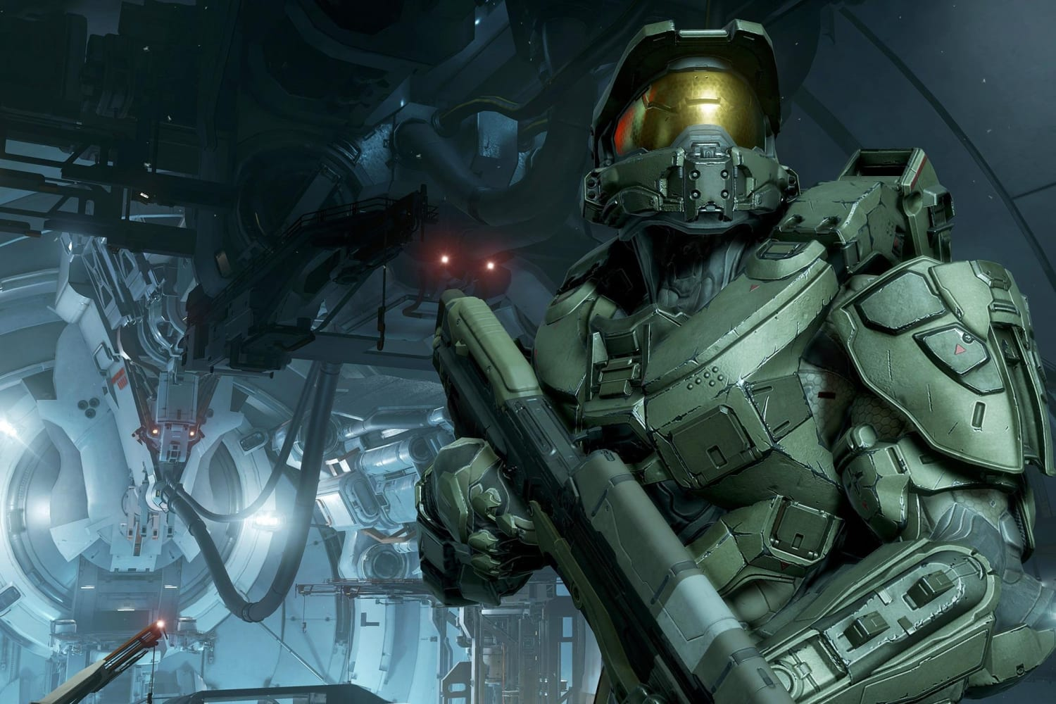 Halo 5 Guardians Interview