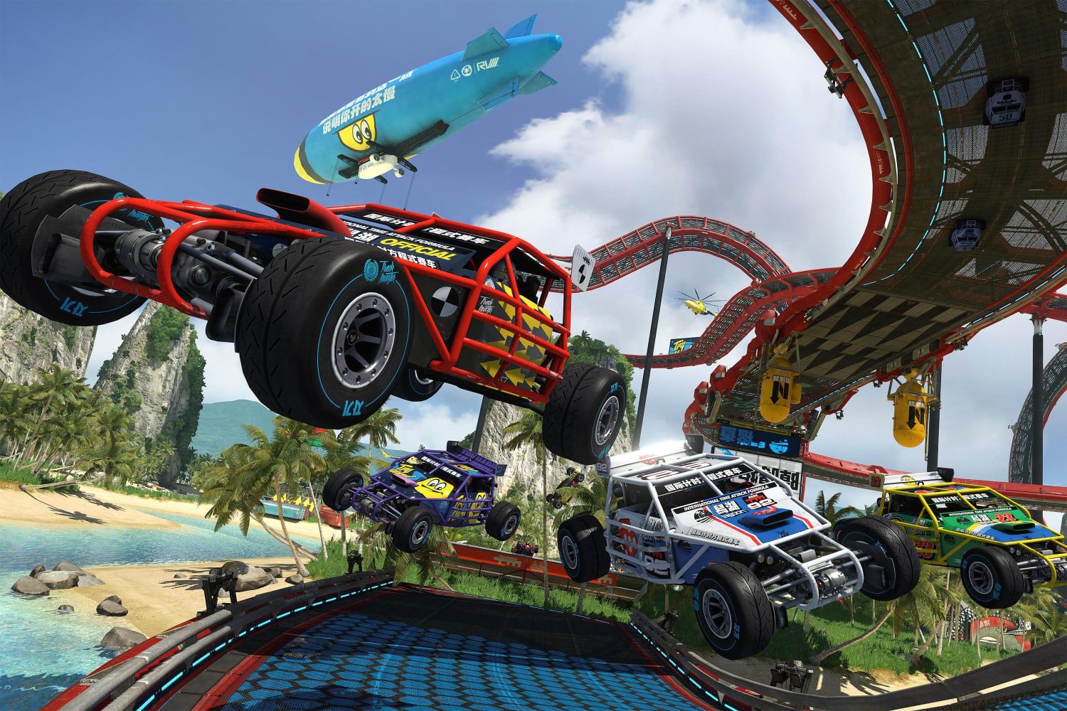 TrackMania Turbo top tips for PC, PS4, Xbox One