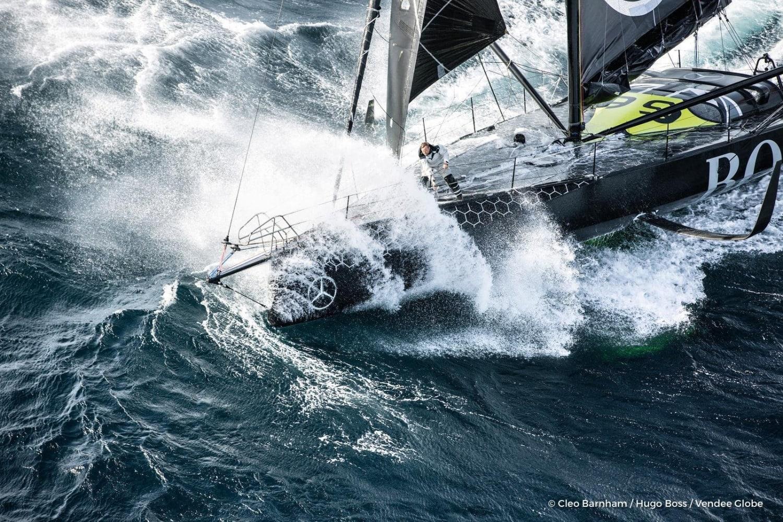 Sailing Solo Around The World Vendee Globe Race