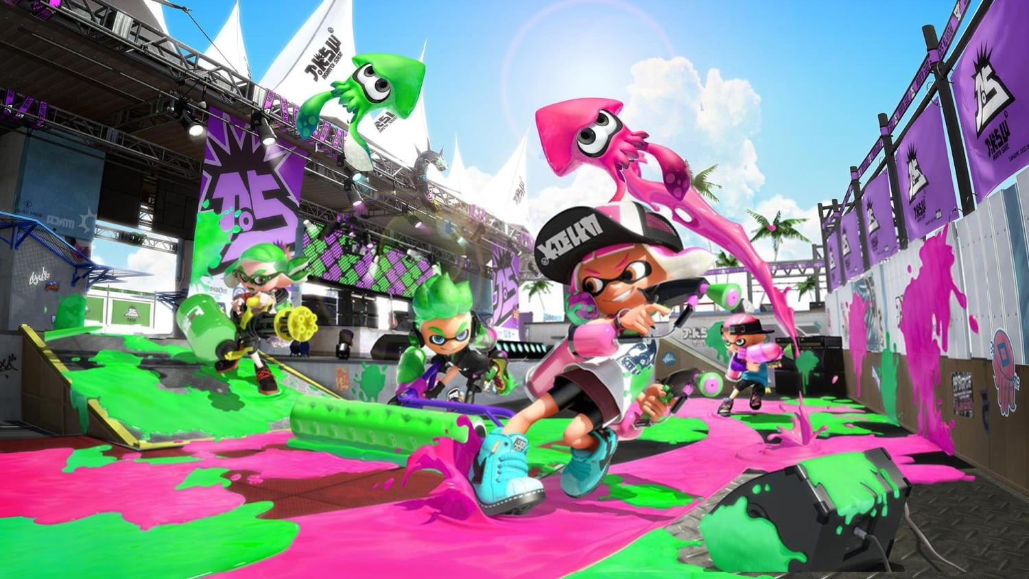 Splatoon 2: 10 tips to help you win   Red Bull Games