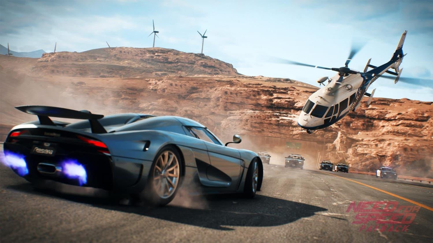 Need For Speed Payback Game Tips Red Bull Games