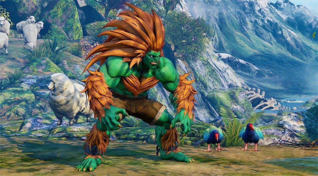 Street Fighter V Blanka Tips How To Play With Him