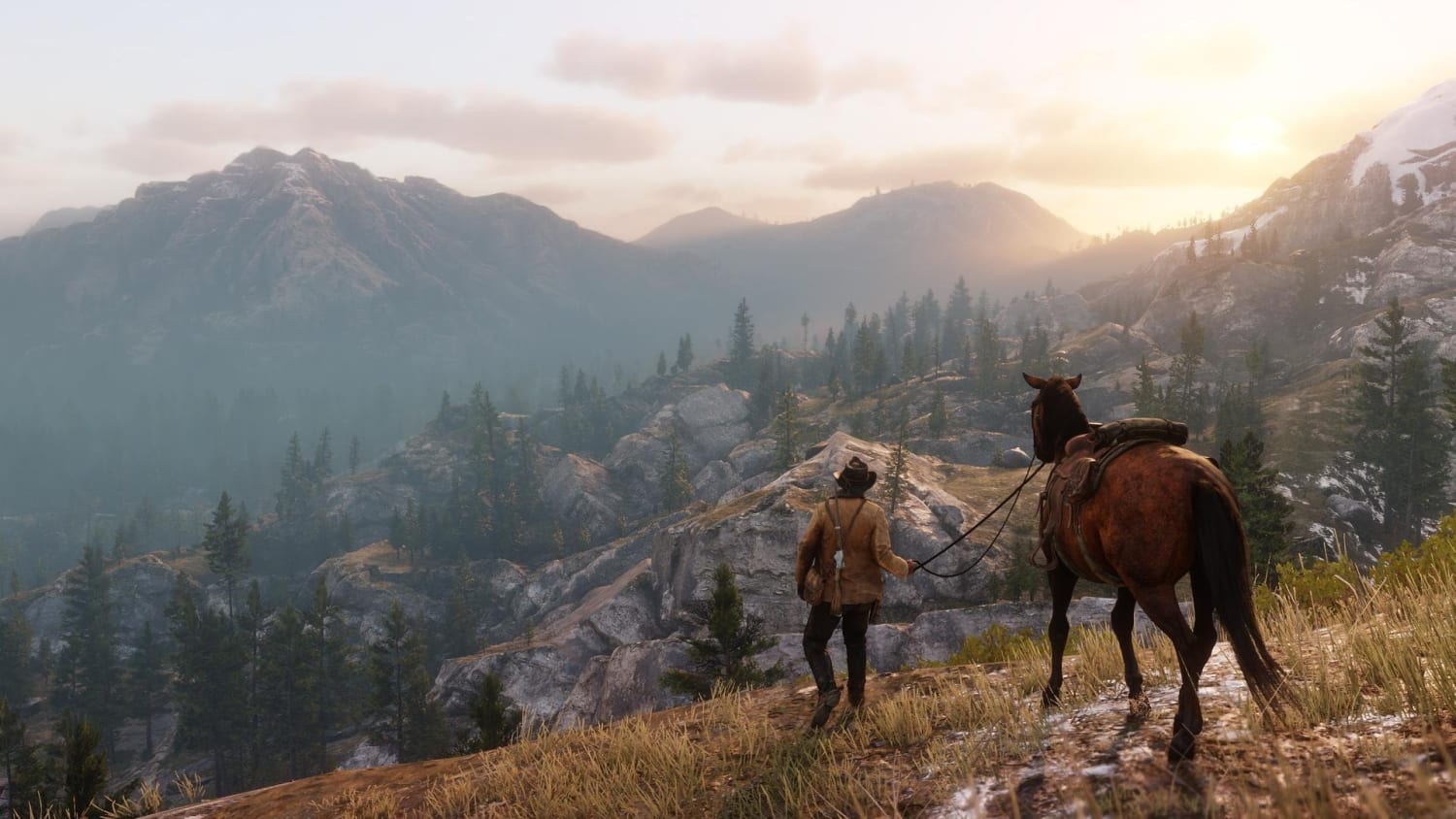 Red Dead Redemption 2: A battle royale in the west