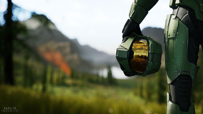 نظرات تیم سازنده بازی Halo Infinite درباره انتقادهای مربوط به گرافیک بازی