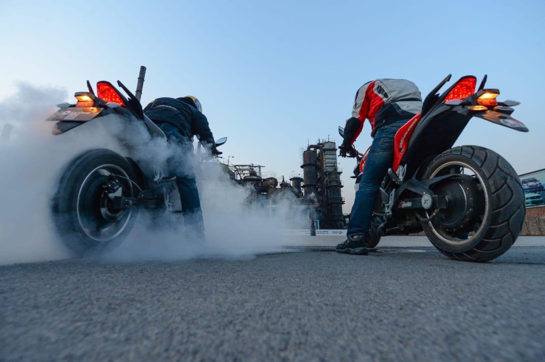 Electric motorbikes: 5 eco-friendly e-motorcycles
