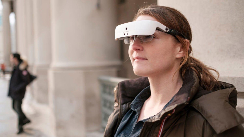 Tecnología para ayudar a discapacitados visuales