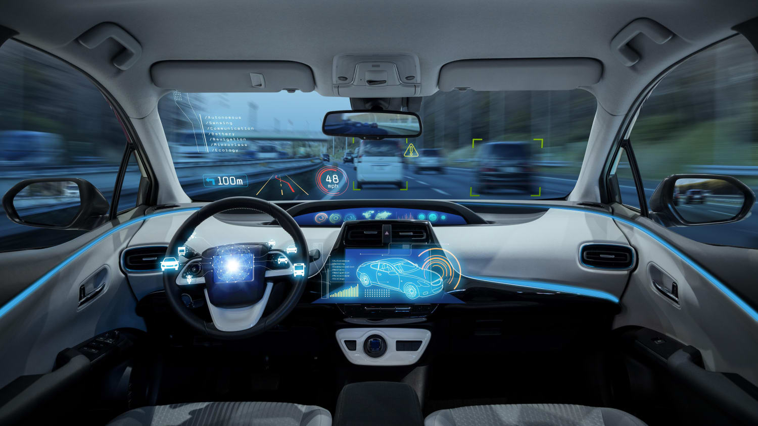 The innovative tech gadgets that making driving safer
