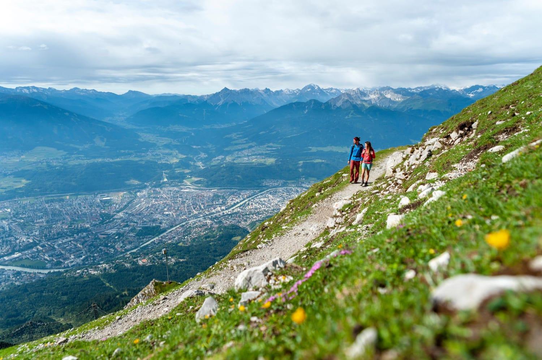 Innsbruck hiking and trail running destination guide