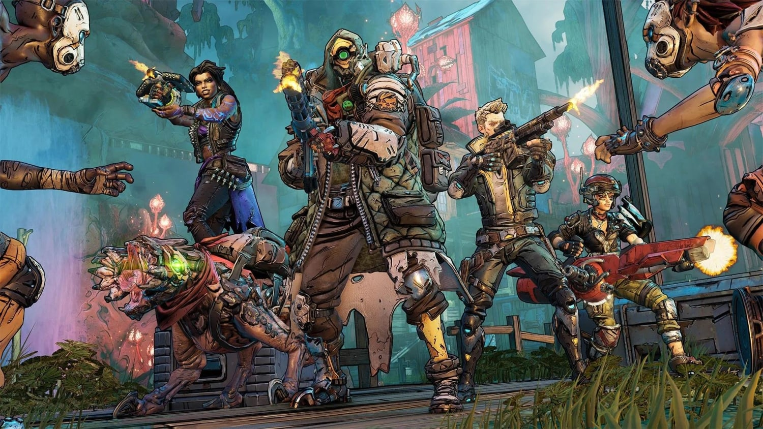 Borderlands 3 Best Class Choose The Best Character