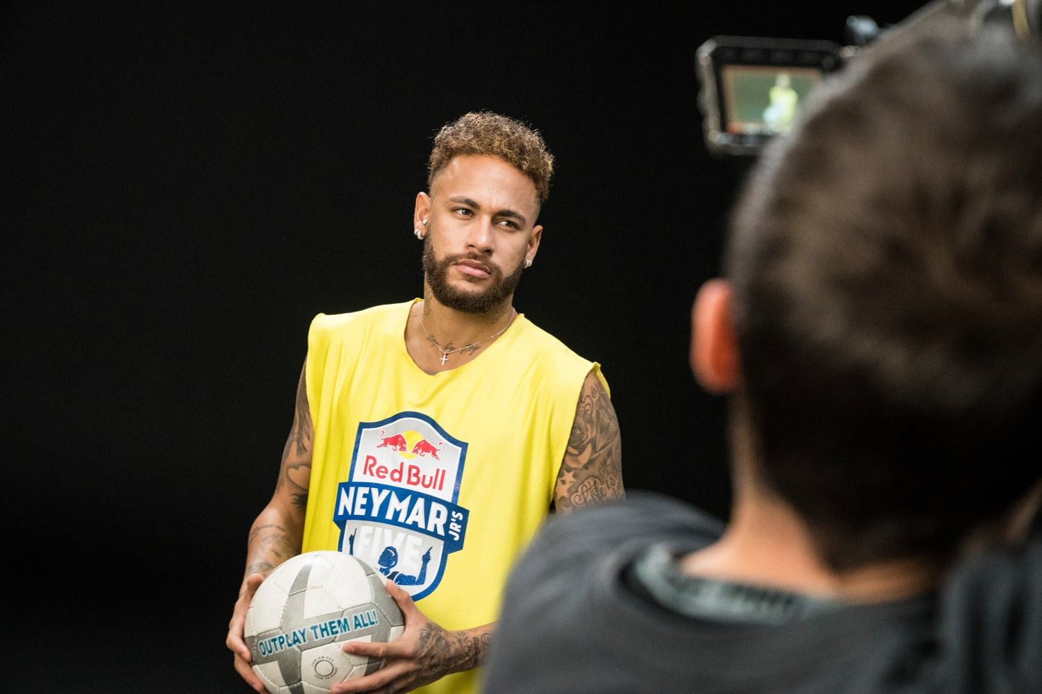 Neymar Jr And His Passion For Football