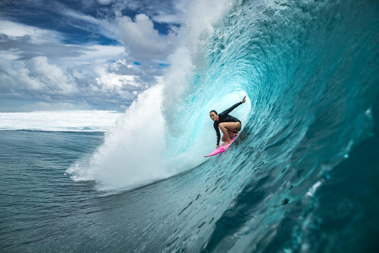 surfing KreedOn