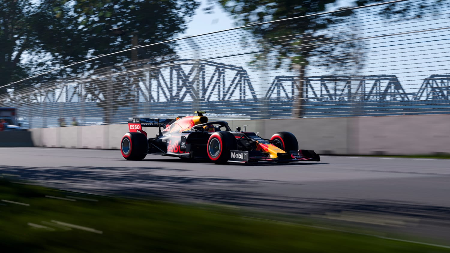 Red Bull Racing and Wings for Life in Virtual GP return