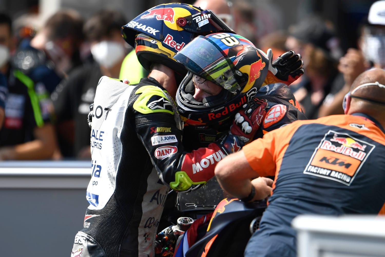 Brad Binder Motogp Czech Grand Prix Win Interview