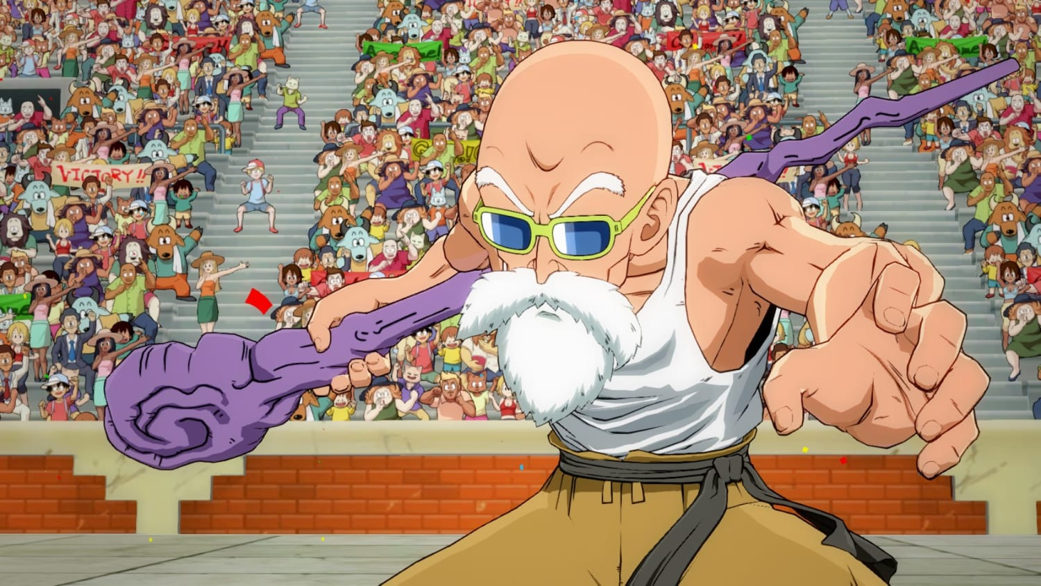 Master Roshi Guide All You Need To Know For Dbfz