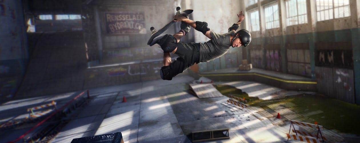 Tony Hawk's Pro Skater 3+4 remake? What we want to see