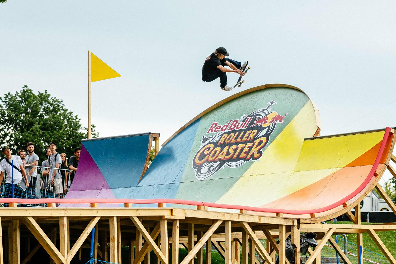 Red Bull Roller Coaster Finals