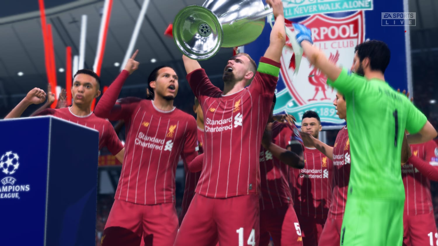 FIFA 20 Liverpool tips guide: How to play as The Reds