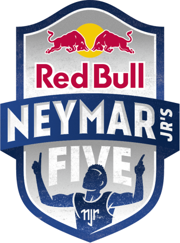 Red Bull Neymar Jr's Five
