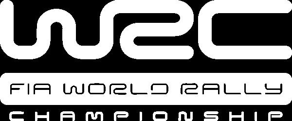 Logo du Championnat du monde des rallyes WRC.