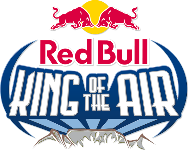 Red Bull King of the Air logo