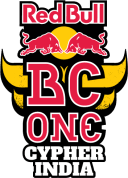 Red Bull BC One 2019 India logo