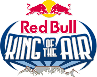Red Bull King of the Air logo.