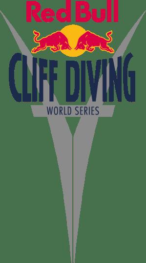Red Bull Cliff Diving logo Series Mundiales.