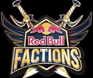 Red Bull Factions Logo