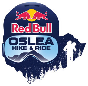 Logo Red Bull Oslea Hike & Ride