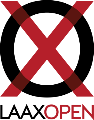 Logo du LAAX Open 2021.