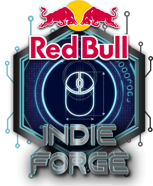 Red Bull Indie Forge Logo