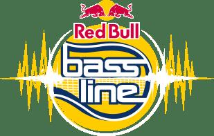 Red Bull Bassline Logo
