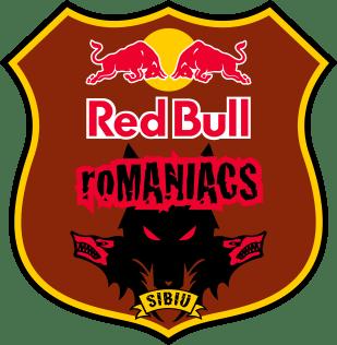Red Bull Romaniacs Logo