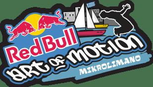 Red Bull Art of Motion Logo