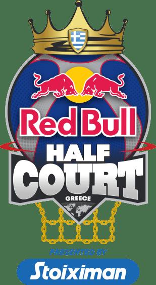 Red Bull Half-Court Logo