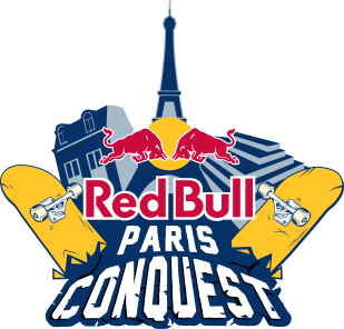 Logo du Red Bull Paris Conquest.