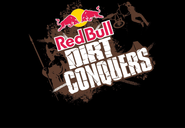Red Bull Dirt Conquers 2014 Logo