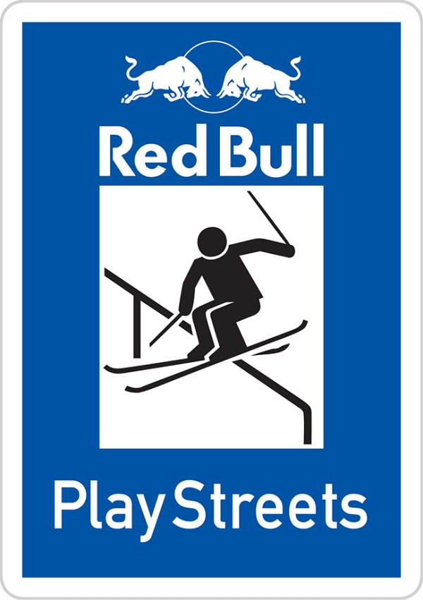 Red Bull PlayStreets Logo