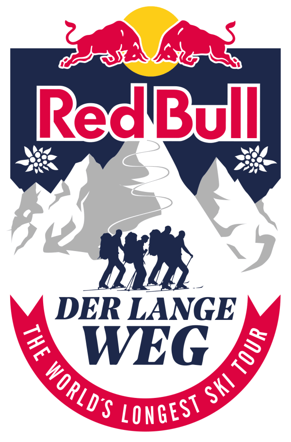 This is the Logo of the Red Bull Der Lange Weg Event