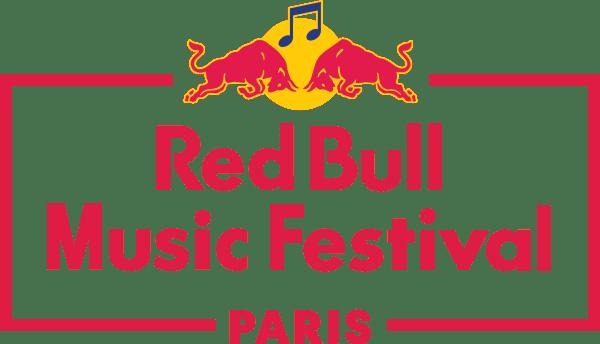 Logo du Red Bull Music Festival Paris.