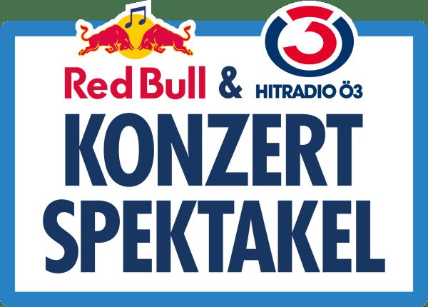 Red Bull und Ö3 Konzertspektakel Logo