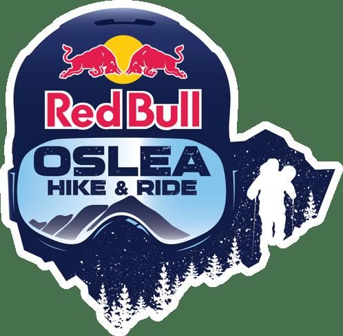 Logo Red Bull Oslea Hike & Ride
