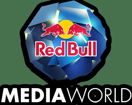 Media World Logo (Shadow)