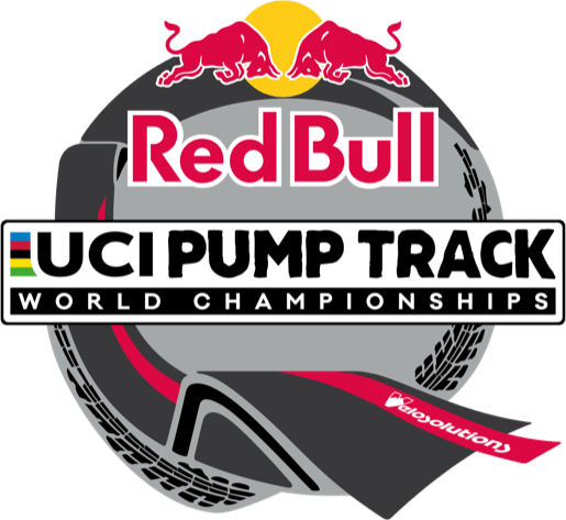 Red Bull UCI Pump Track World Championships series logo