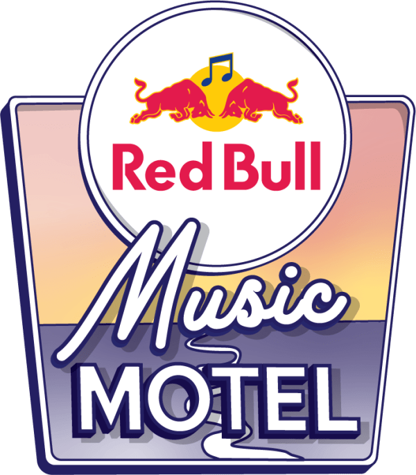 Red Bull Music Motel Logo