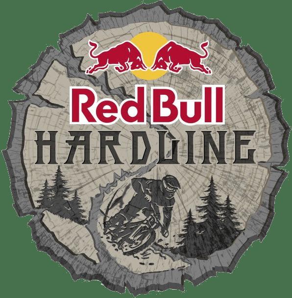 Red Bull Hardline Logo