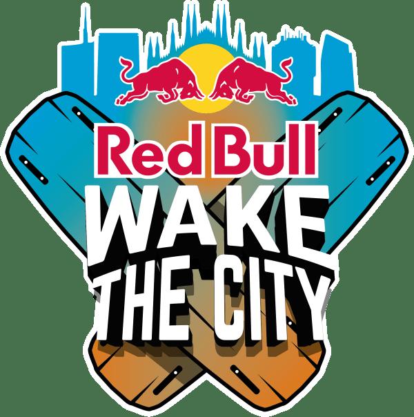 Logo Red Bull Wake The City